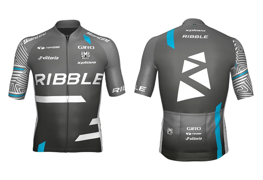 f01916c3c Santini and Ribble Pro Cycling are pleased to announce an exclusive race  clothing partnership for 2018.