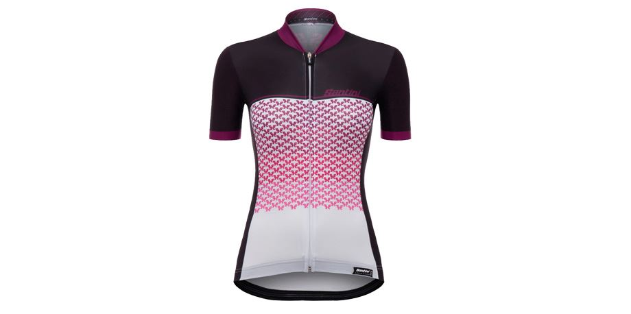 d42c129e4 SANTINI - WOMENS VOLO SS JERSEY - ROAD CC - 8 OUT OF 10 - 27 APRIL 2018