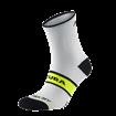 Peloton Sock Triple Pack Hi-Viz Yellow/Black/White thumbnail