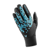 Nightvision Windproof Gloves Black/Blue thumbnail
