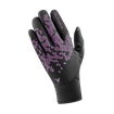 Nightvision Windproof Gloves Black/Purple thumbnail