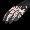 Nightvision Windproof Gloves Black/Red thumbnail