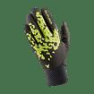 Nightvision Windproof Gloves Black/Hi-Viz Yellow thumbnail