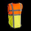 Nightvision Safety Vest HI VIZ YELLOW thumbnail