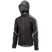 Nightvision Cyclone Waterproof Jacket CHARCOAL thumbnail