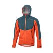 Nightvision Thunderstorm Waterproof Jacket Orange/Navy thumbnail