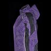 Nightvision Tornado Women's Waterproof Jacket Purple thumbnail