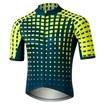 Icon Short Sleeve Jersey - Bamboo Blue/Yellow thumbnail