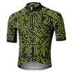 Icon Short Sleeve Jersey - Tokyo Black/Yellow thumbnail