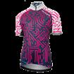 Kids Icon Short Sleeve Jersey - Tokyo Navy/Diva Pink thumbnail