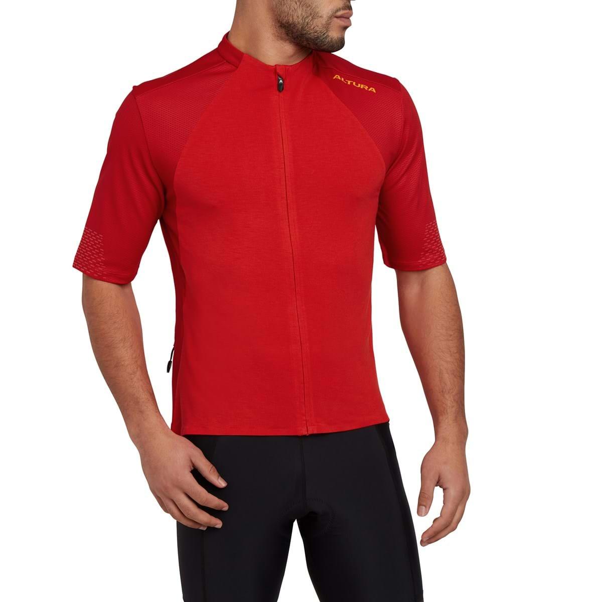 Endurance Men's Short Sleeve Jersey