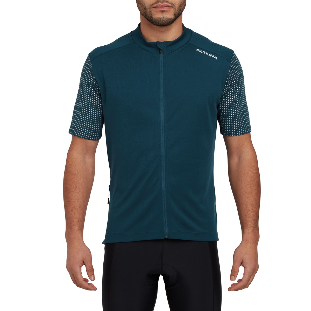 Nightvision Men's Short Sleeve Jersey