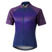 Womens Airstream Short Sleeve Jersey Blue/Purple thumbnail