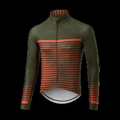Icon Long Sleeve Jersey - Block Pattern