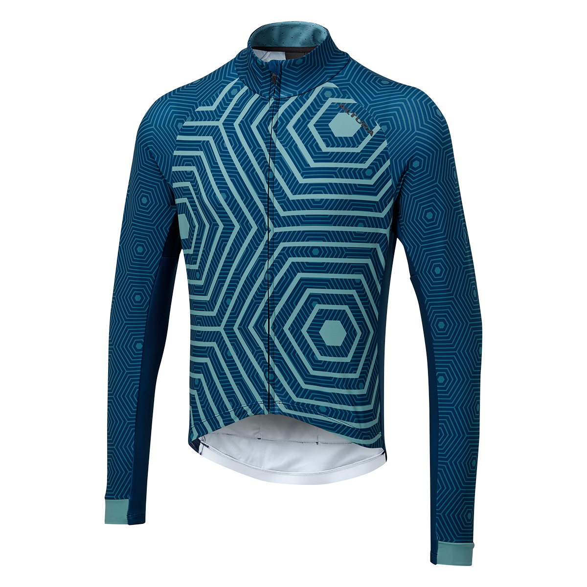 Icon Long Sleeve Jersey - Hex-Repeat