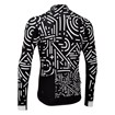 Icon Long Sleeve Jersey - Tokyo White/Black thumbnail