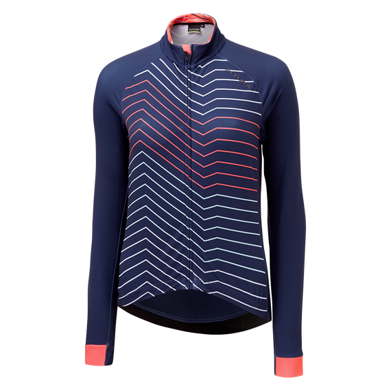 Womens Icon Long Sleeve Jersey - Mountain