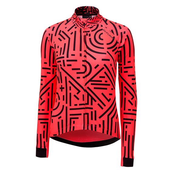 Womens Icon Long Sleeve Jersey - Tokyo