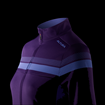 Women's Nightvision 4 Long Sleeve Jersey Purple thumbnail