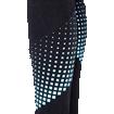Women's Nightvision DWR Waist Tight Black/Blue thumbnail