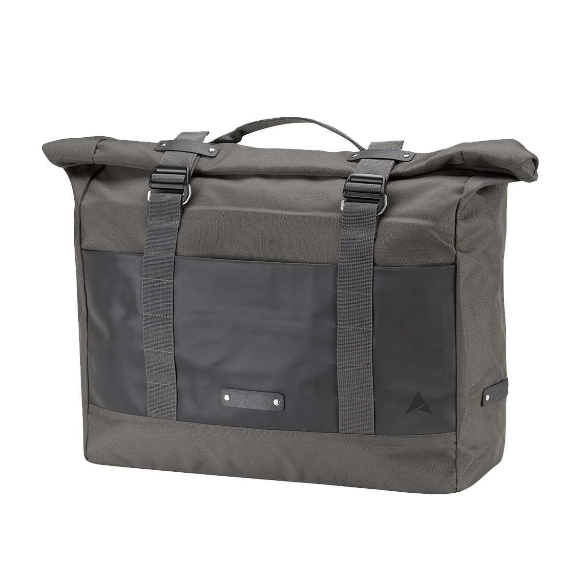 Grid Messenger Bag