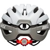 Avenue LED Road Helmet Matte/Gloss White/Grey thumbnail