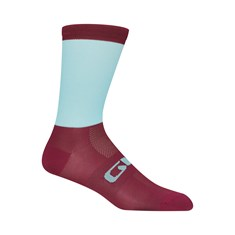 Lavender Vine Collection - Comp High Rise Cycling Socks