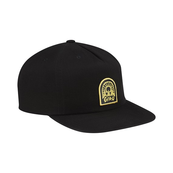 Unstructured Snap Back Cap
