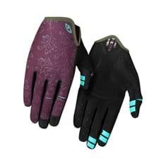 Lavender Vine Collection - LA DND Women's MTB Cycling Gloves