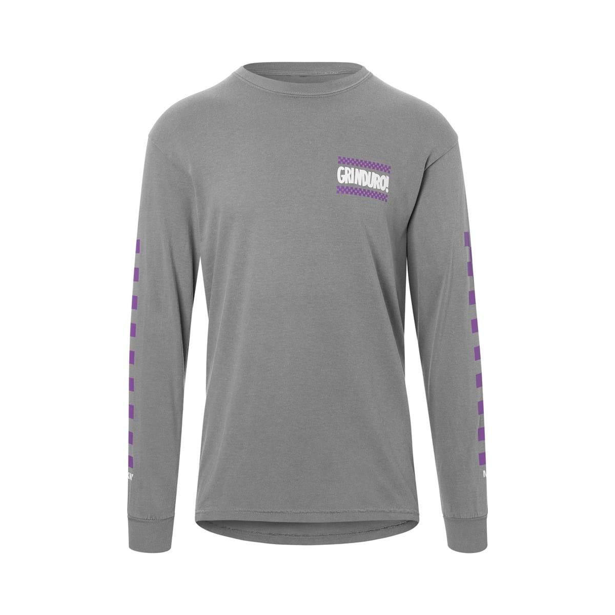 Grinduro Men's Long Sleeve Jersey