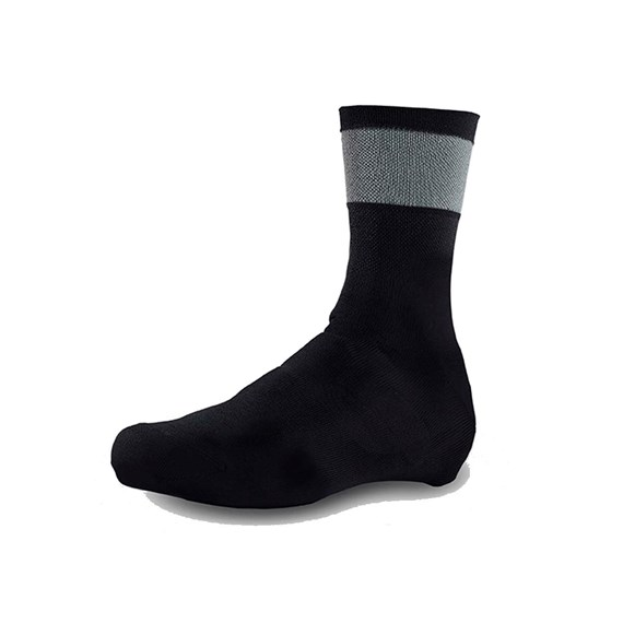 Knit Shoe Covers With Cordura