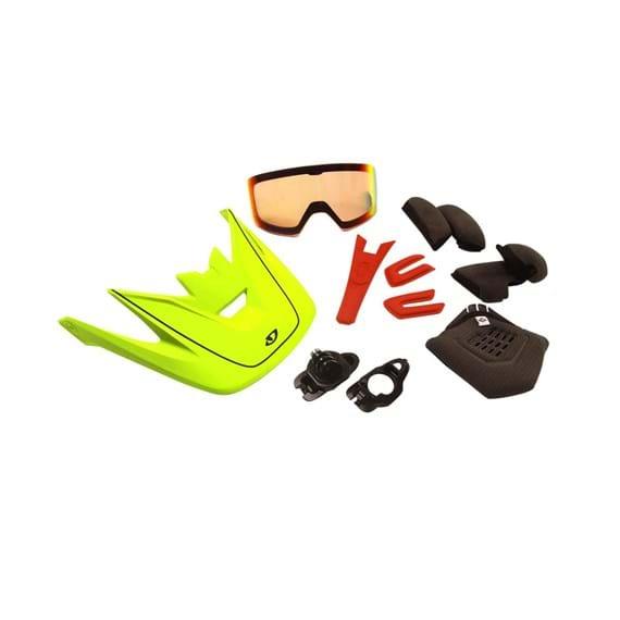 Switchblade Camera Helmet Visor