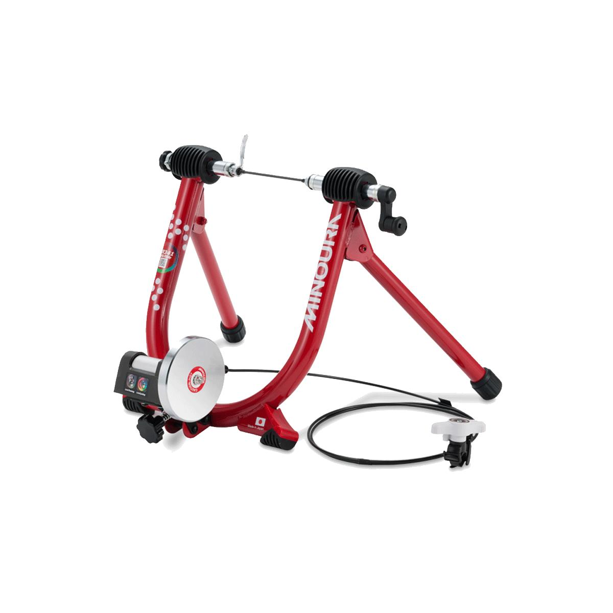 Minoura LR341 Live Ride Indoor Home Trainer + Rizer